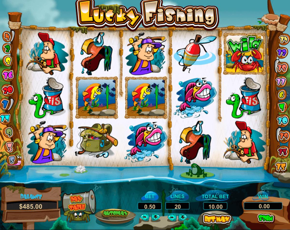 lucky fishing pragmatic