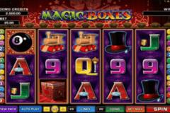 magic boes microgaming