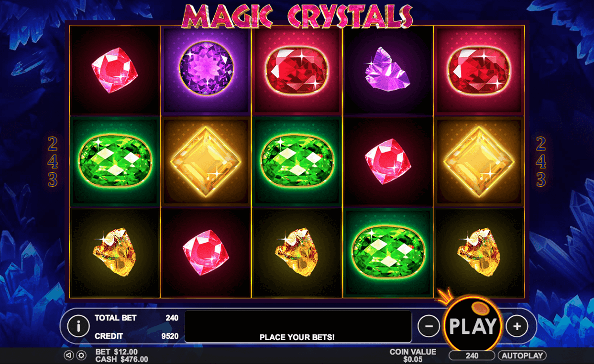 magic crystals pragmatic