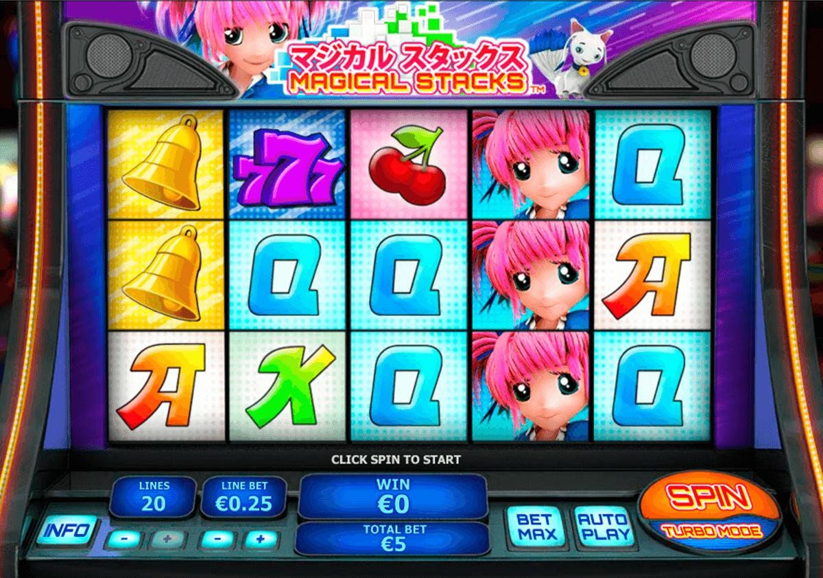 magical stacks playtech