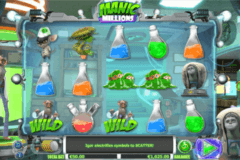 manic millions netgen gaming