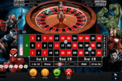 marvel roulette playtech