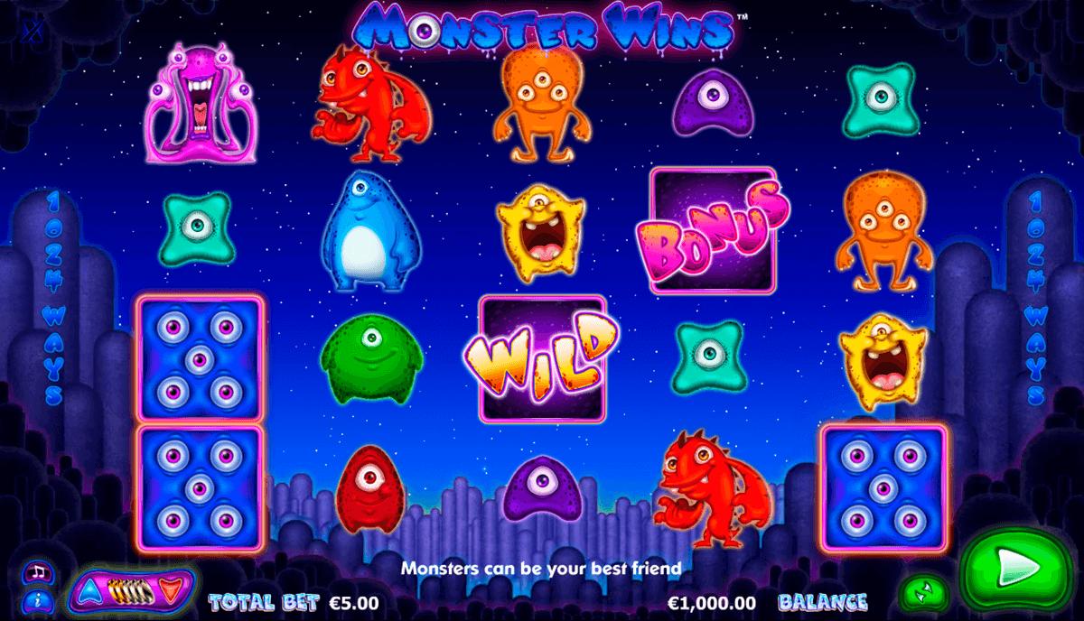 monster wins netgen gaming