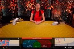 multicamera live baccarat evolution gaming
