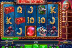 mythic maiden netent