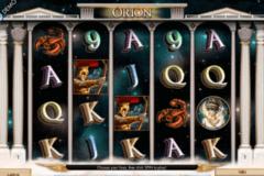 orion genesis