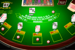 perfect pairs blackjack amaya