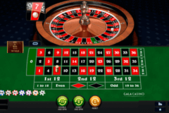premium european roulette playtech
