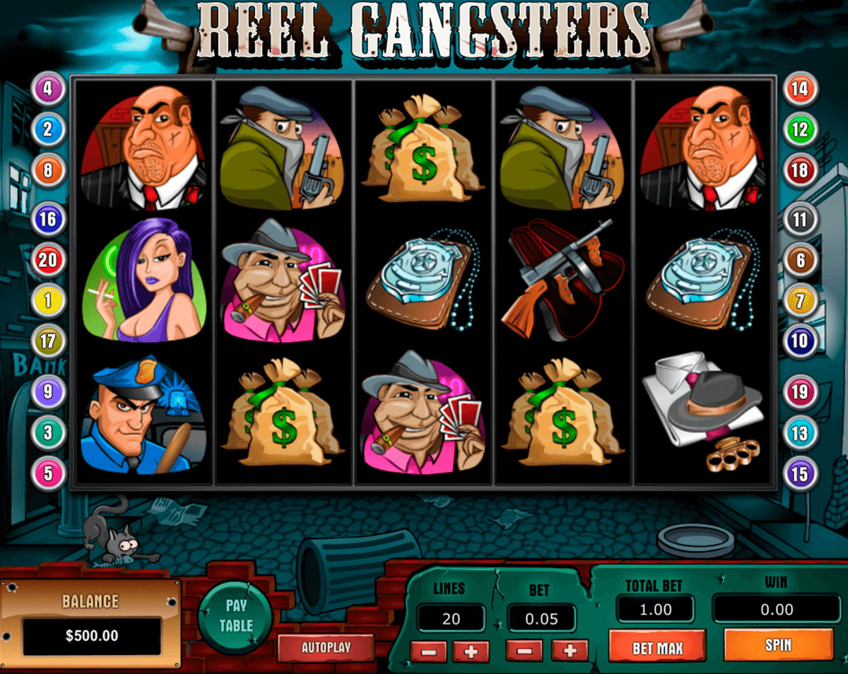 reel gangsters pragmatic