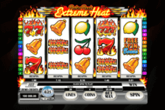 retro reels etreme heat microgaming