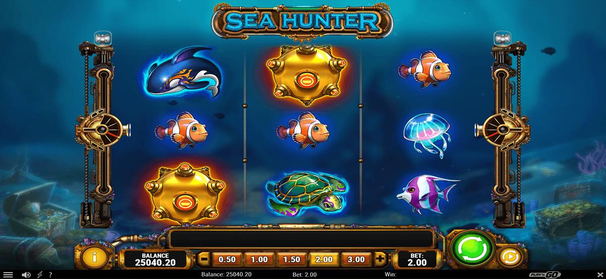 sea hunter playn go