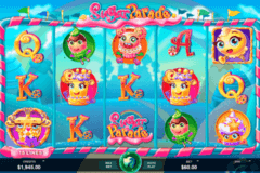sugar parade microgaming