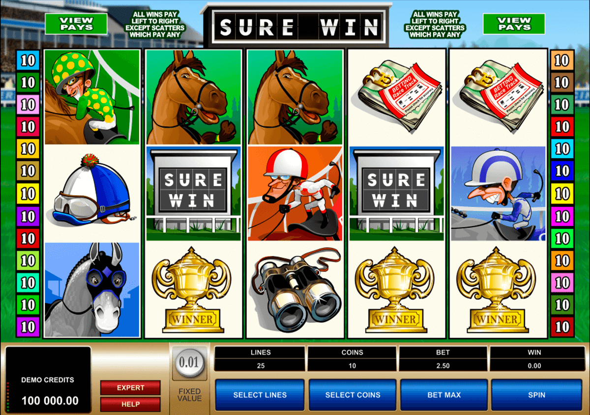 sure win microgaming