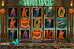 taboo spell genesis