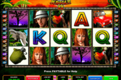 the jungle ii microgaming