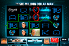 the si million dollar man playtech