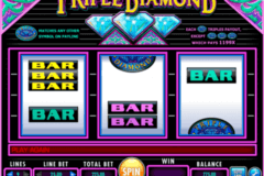 triple diamond igt
