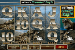 untamed crowned eagle microgaming