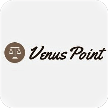venus point logo jp