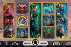 warlords crystals of power netent