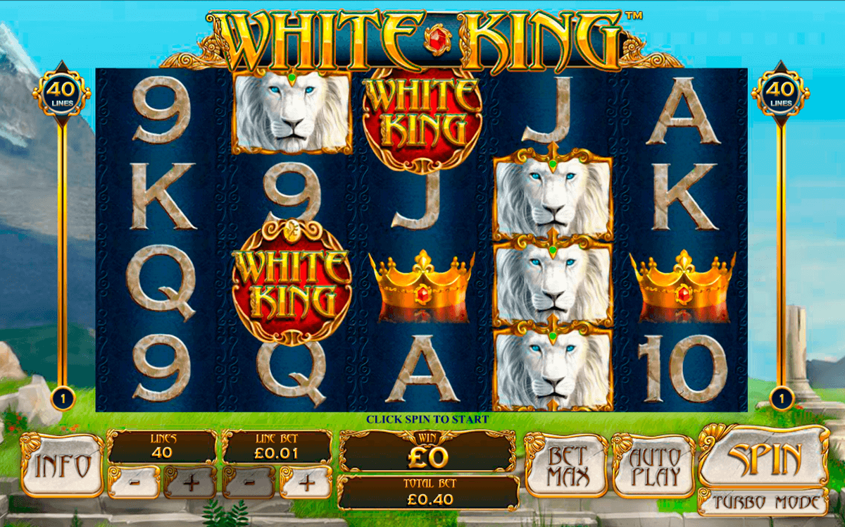 white king playtech