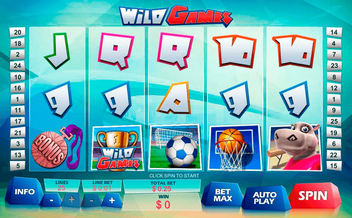 wild games playtech