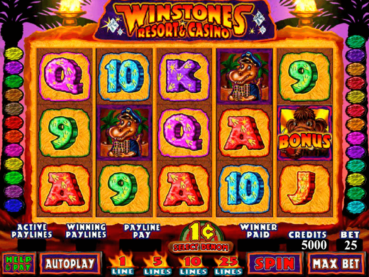 winstones resort and casino genesis