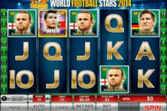 world football stars  playtech